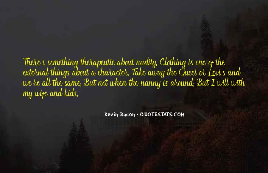 Quotes About Clothing #176394