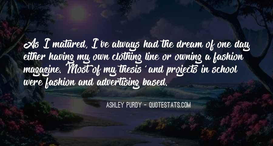 Quotes About Clothing #185265