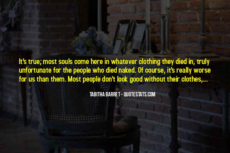 Quotes About Clothing #191010