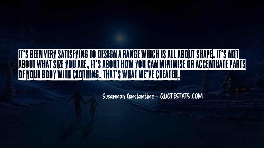 Quotes About Clothing #207279