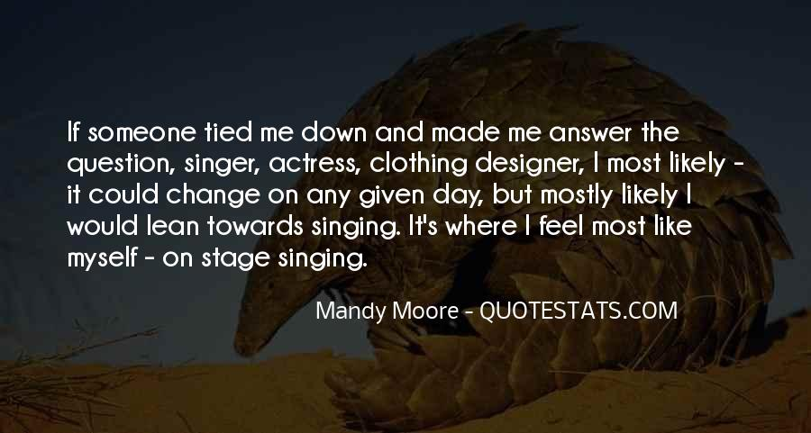 Quotes About Clothing #2665