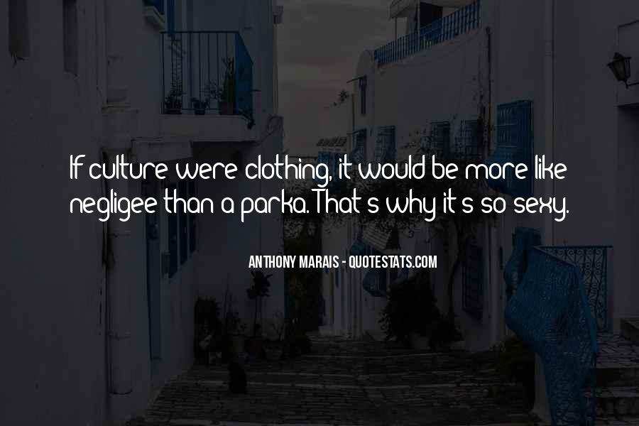 Quotes About Clothing #29539