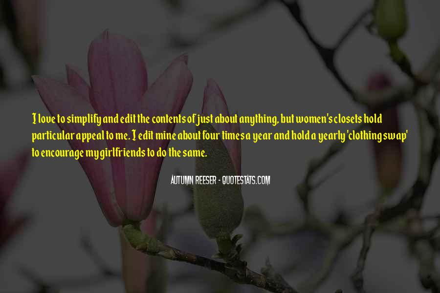 Quotes About Clothing #32746
