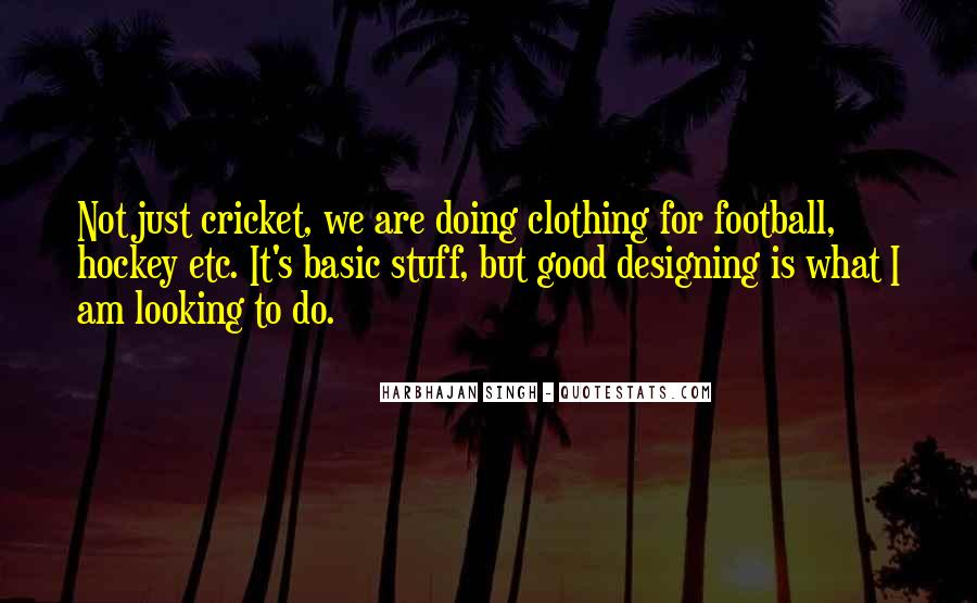 Quotes About Clothing #48918