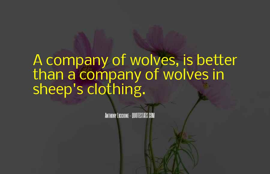 Quotes About Clothing #55232