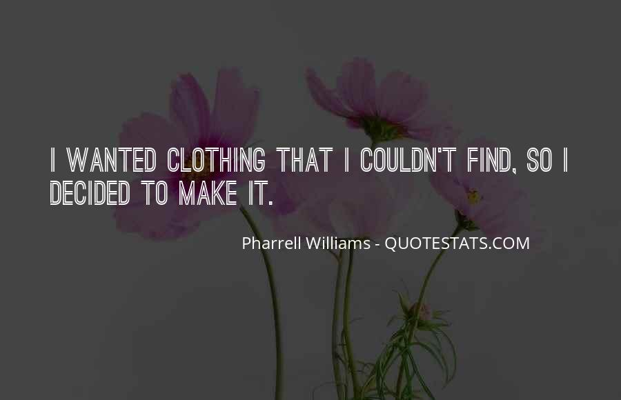 Quotes About Clothing #91995