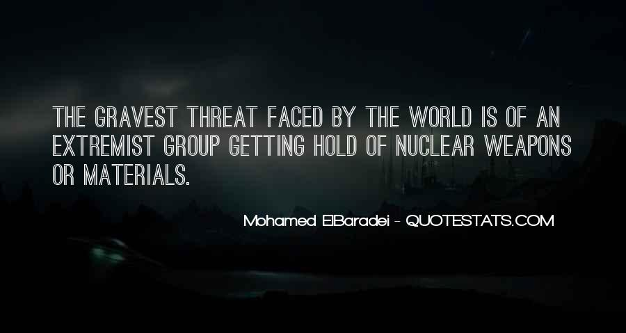 Quotes About Extremist Groups #1230006
