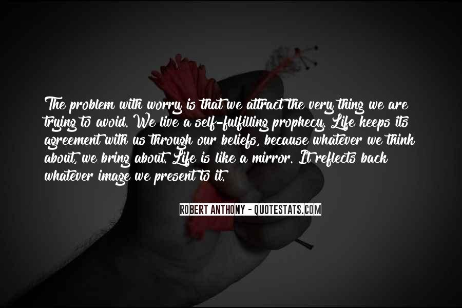 Quotes About Trying To Live Life #31287