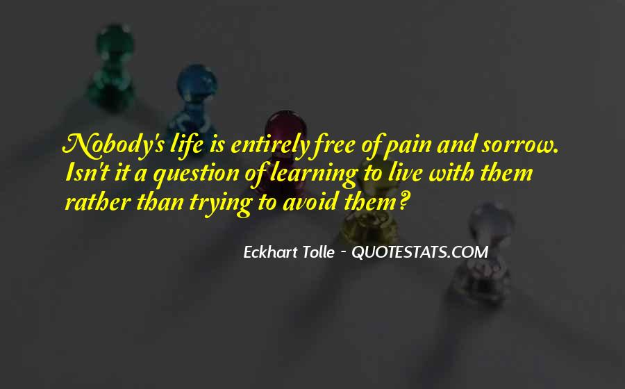 Quotes About Trying To Live Life #763052