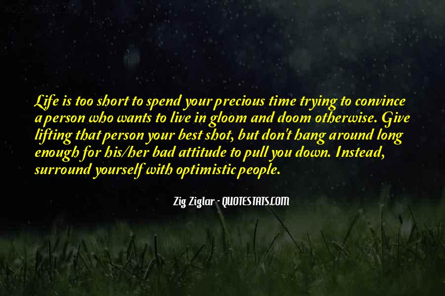 Quotes About Trying To Live Life #921840