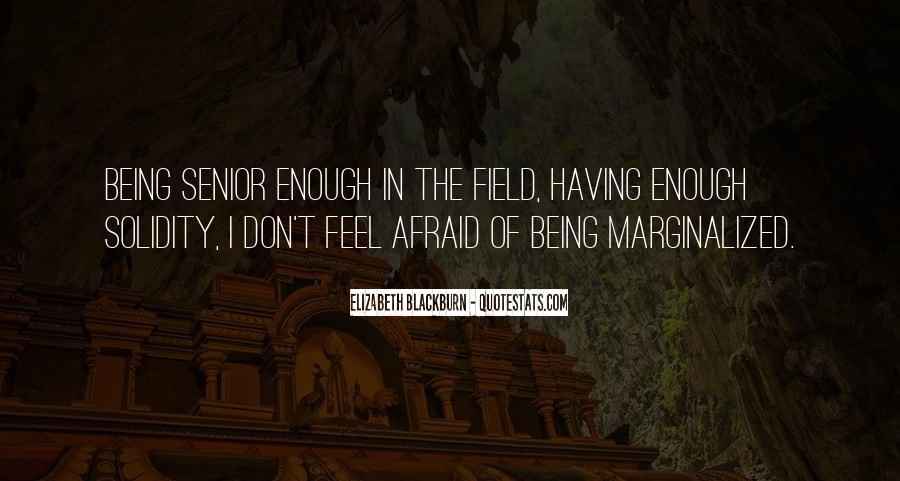 Quotes About Having Enough #67146