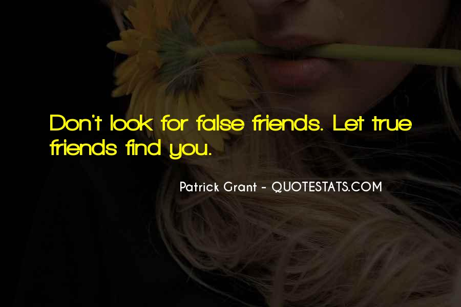 Quotes About Having True Friends #13115