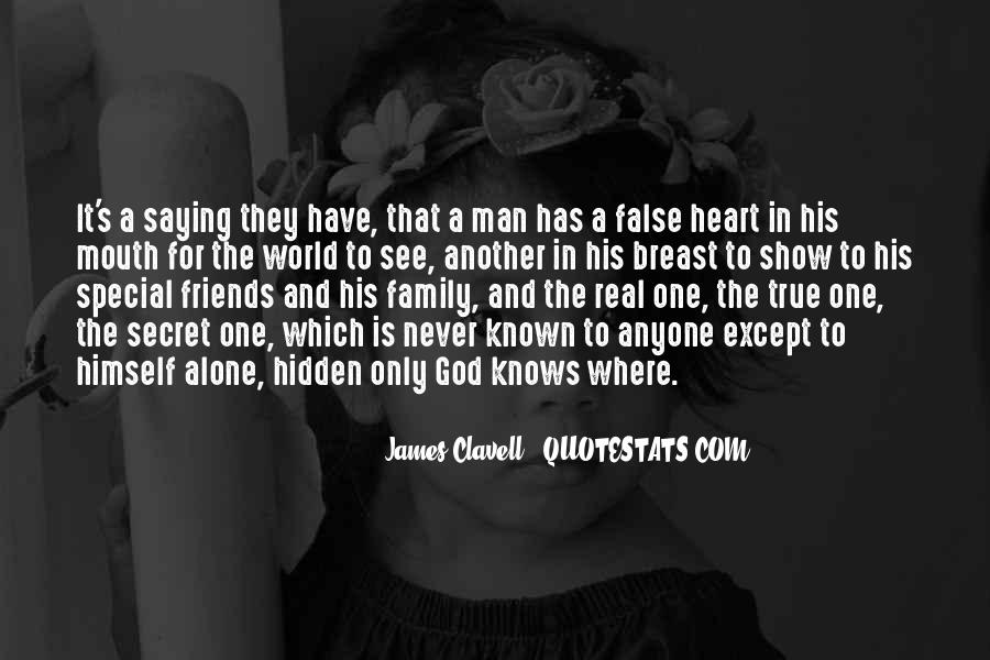 Quotes About Having True Friends #25828