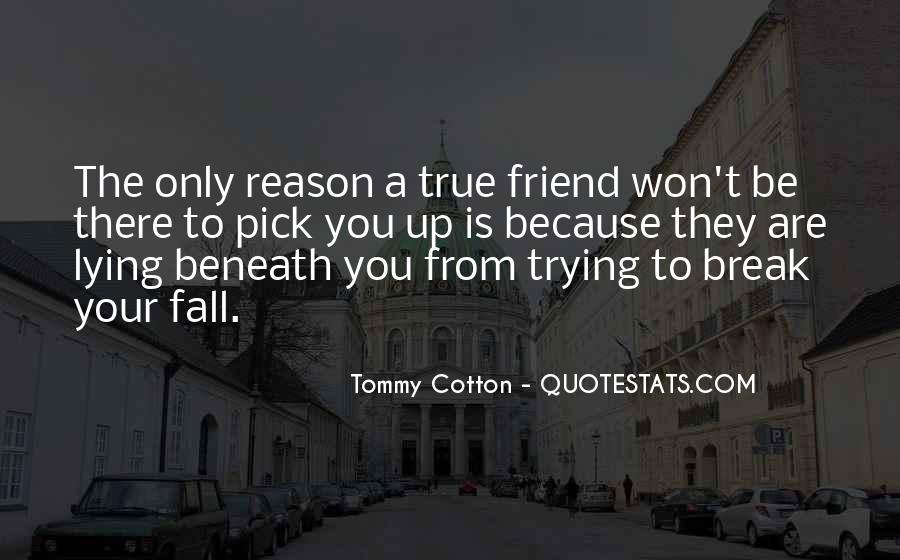 Quotes About Having True Friends #88708