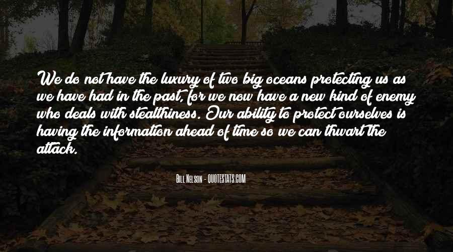 Quotes About Protecting Our Oceans #1012501