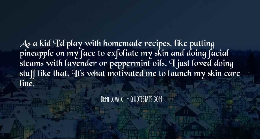 Quotes About Peppermint #1231222