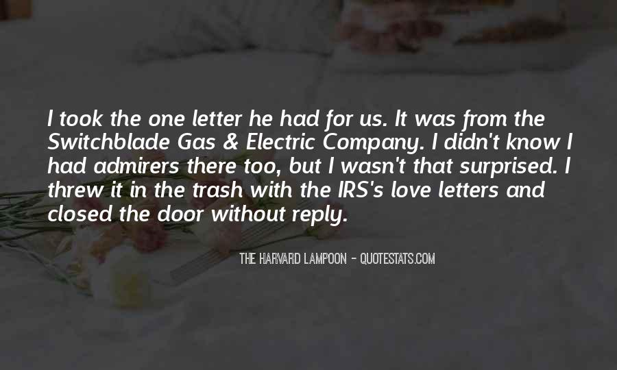 Quotes About Closed #10054