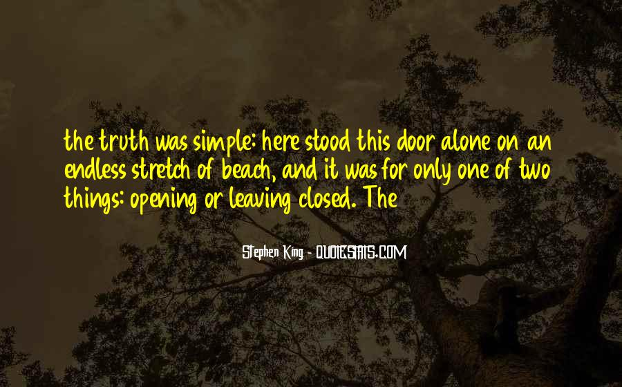 Quotes About Closed #17225