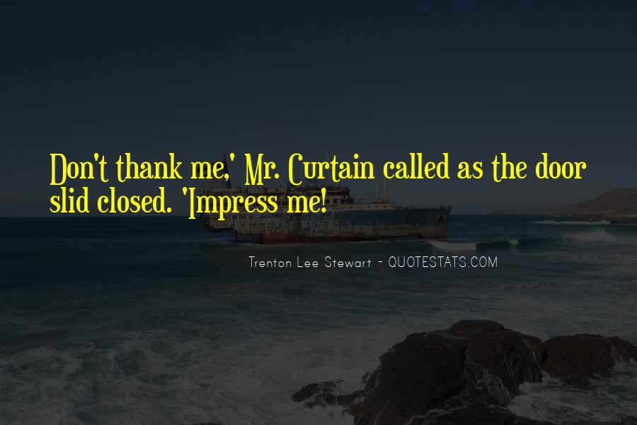 Quotes About Closed #63255