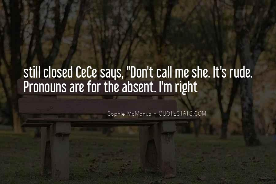 Quotes About Closed #66156