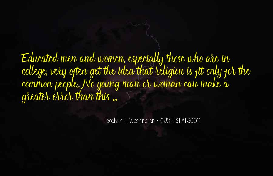 Quotes About A Young Man #108582