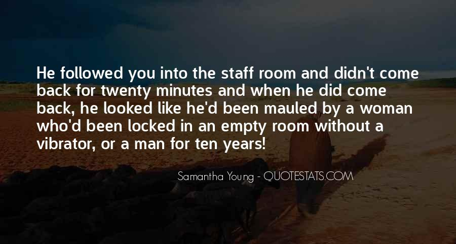 Quotes About A Young Man #114217