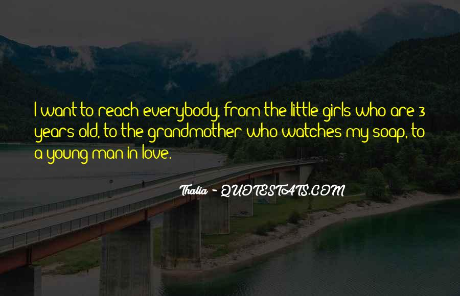 Quotes About A Young Man #17366