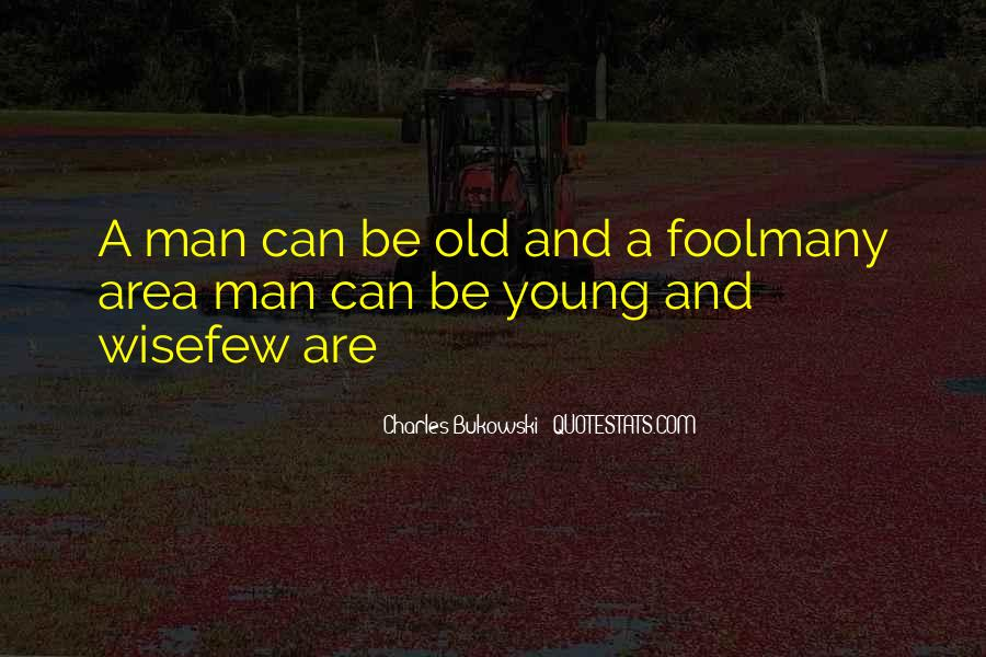 Quotes About A Young Man #34990