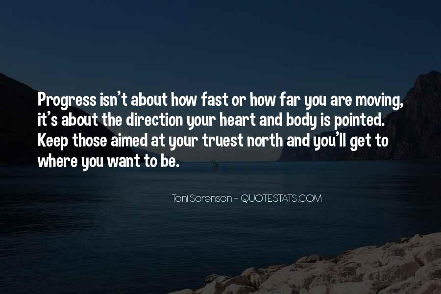 Quotes About Not Thinking With Your Heart #122359