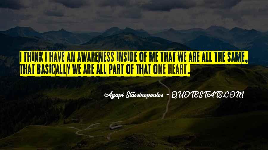 Quotes About Not Thinking With Your Heart #155384