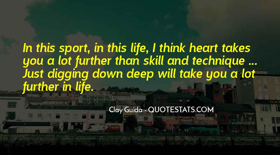 Quotes About Not Thinking With Your Heart #83396