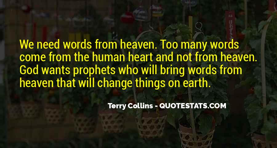 Quotes About The Earth From The Bible #101325