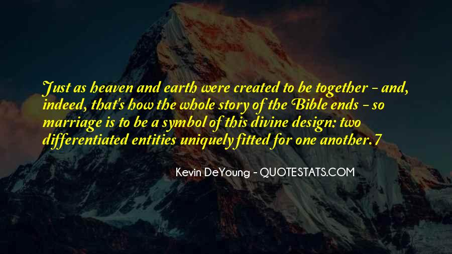 Quotes About The Earth From The Bible #519523