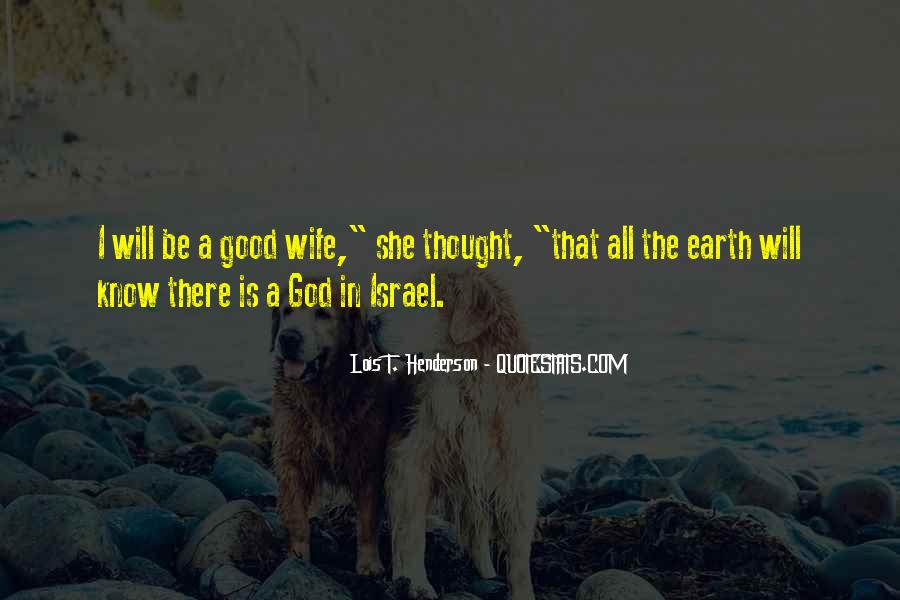 Quotes About The Earth From The Bible #731517