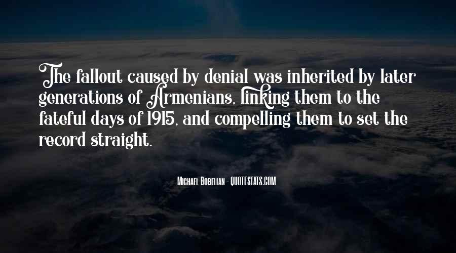 Quotes About Armenian Genocide #1429558