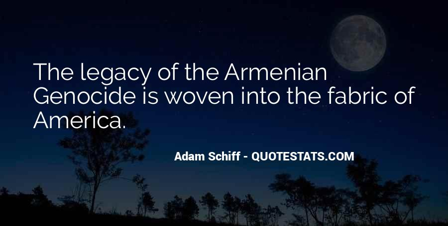 Quotes About Armenian Genocide #1680610