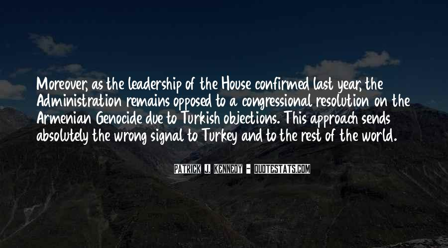 Quotes About Armenian Genocide #1733564