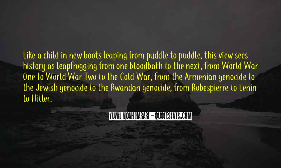 Quotes About Armenian Genocide #594099