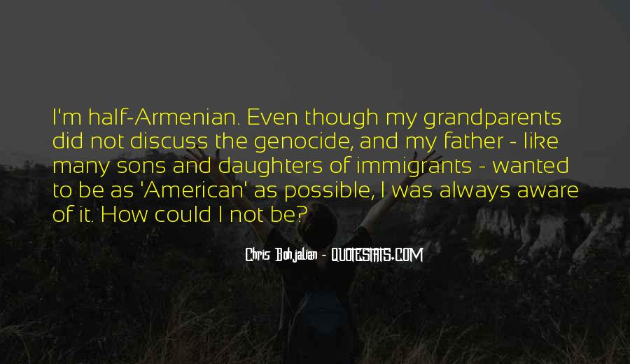 Quotes About Armenian Genocide #720263
