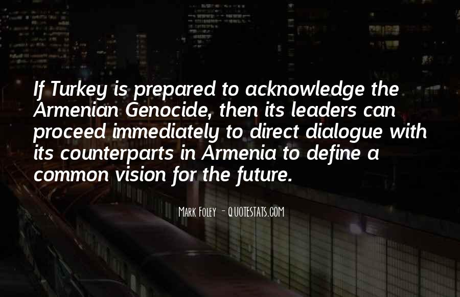 Quotes About Armenian Genocide #772152