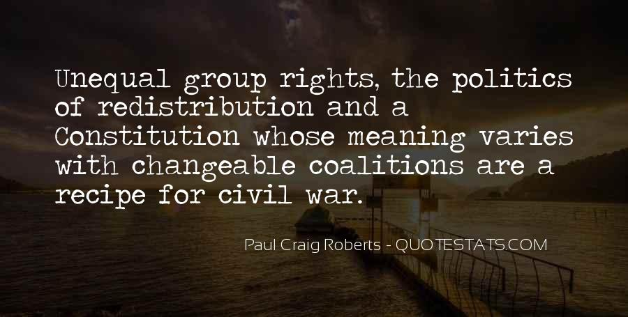 Quotes About Coalitions #1214433