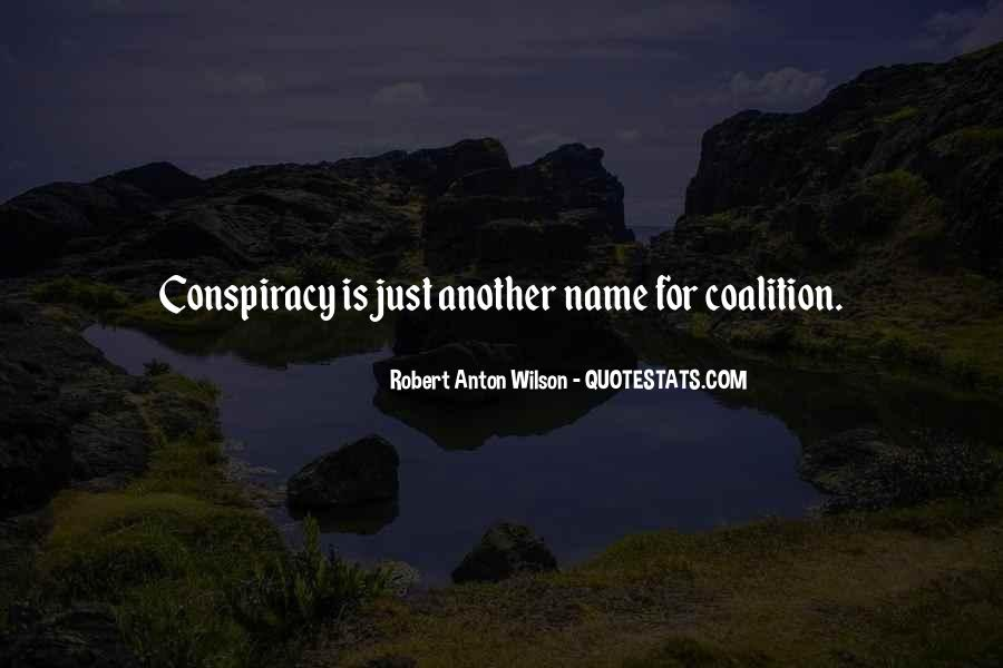Quotes About Coalitions #560673