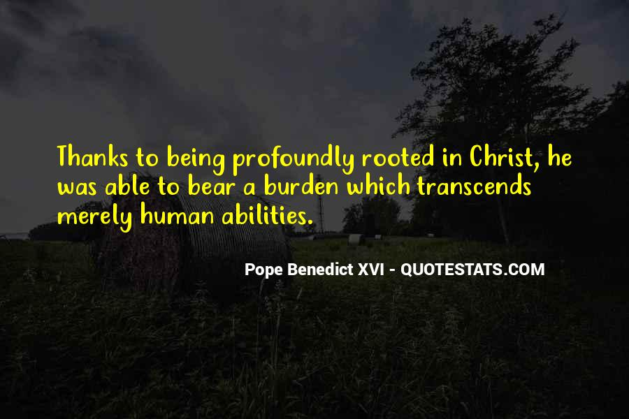 Quotes About Being Rooted In Christ #326194