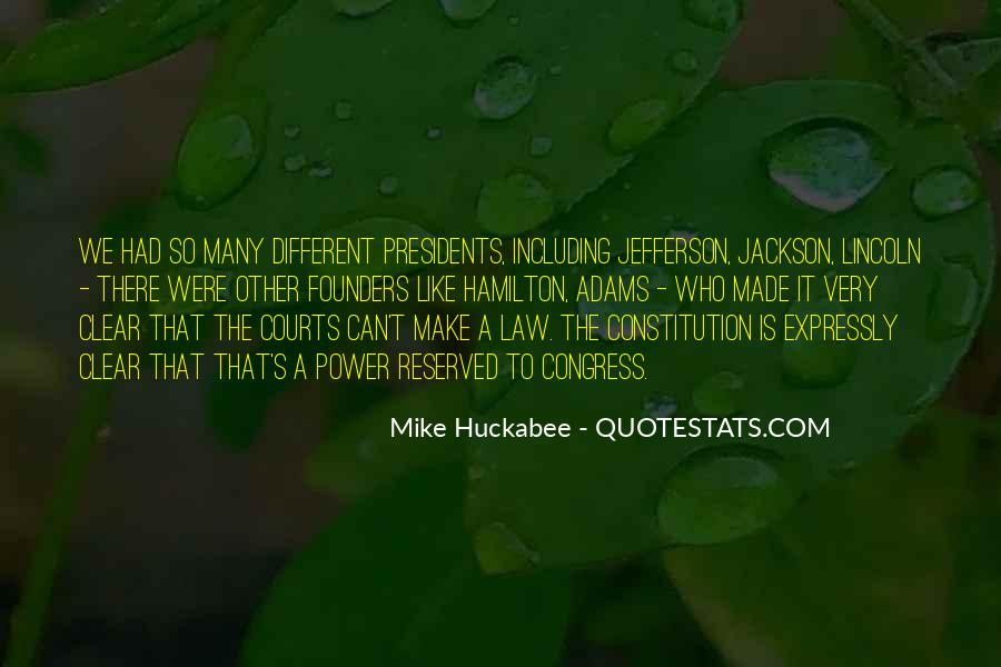 Quotes About President Lincoln #1314848