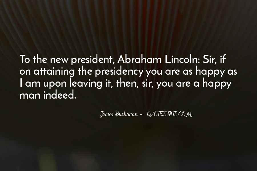 Quotes About President Lincoln #1489883