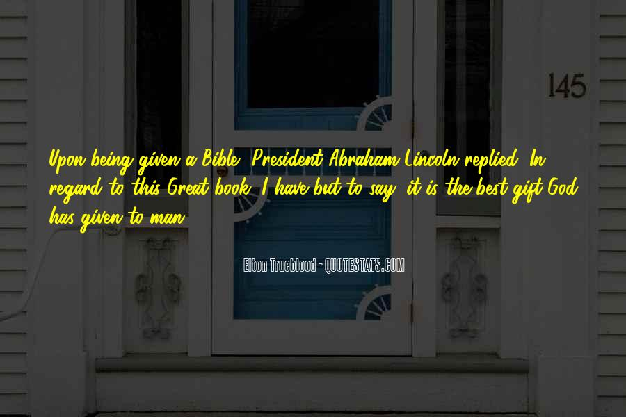 Quotes About President Lincoln #1691768