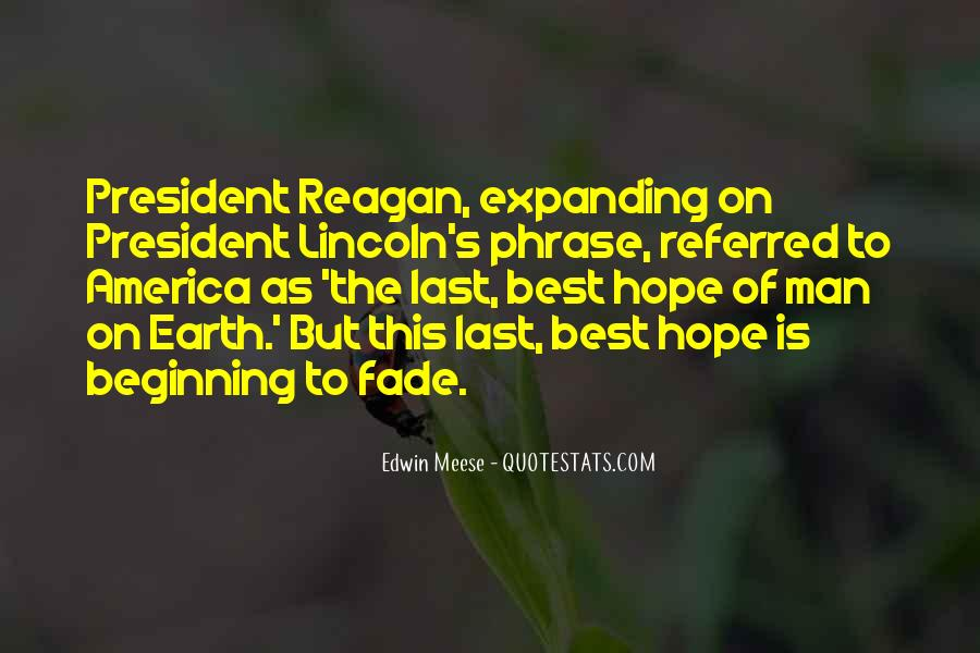 Quotes About President Lincoln #1696064