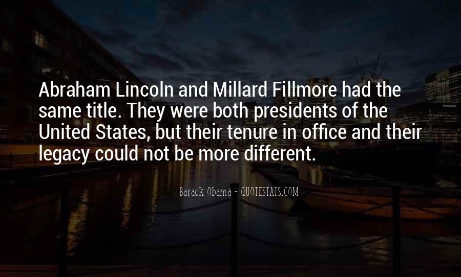 Quotes About President Lincoln #821187