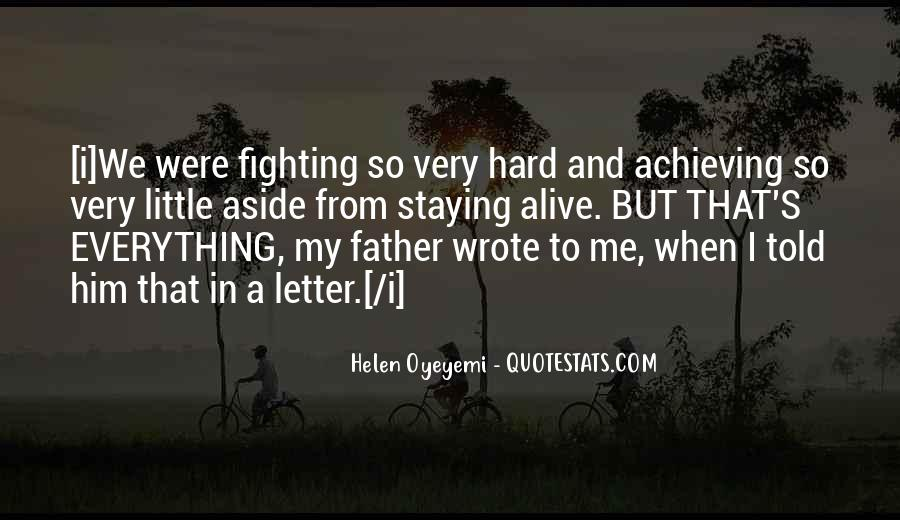 Quotes About Fighting To Be With Someone #5673