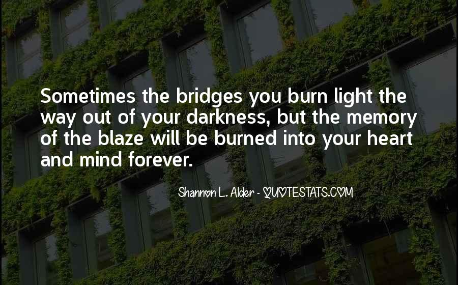Quotes About Darkness And Light #152845
